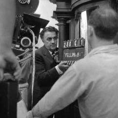 Fellini ocho y medio rodaje 1