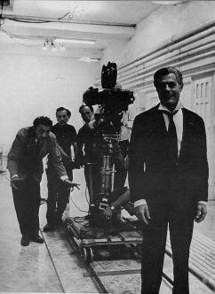 Fellini ocho y medio rodaje 2