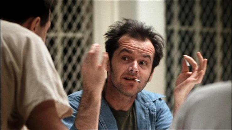 One Flew Over the Cuckoo's Nest 31