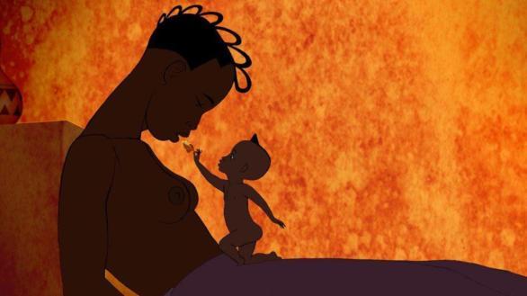 Kiriku y la bruja #327643756
